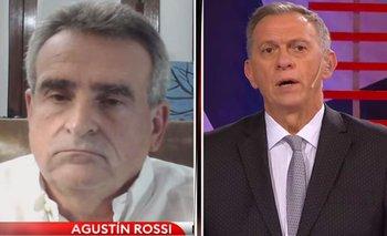 La siniestra pregunta de Marcelo Bonelli a Agustín Rossi en TN | Televisión