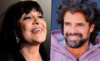 Picante recuerdo de la Negra Vernaci sobre su romance con Luciano Castro | Televisión