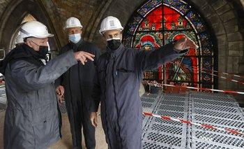 Cómo está hoy la Catedral de Notre Dame a dos años de su incendio | Notre dame