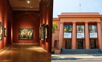 Día del Arte: museos virtuales para recorrer en la segunda ola | Día del arte