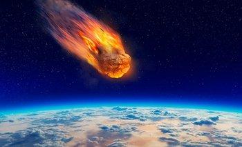 ¿Qué pasa si metemos un meteorito al horno? Estos científicos lo hicieron   Espacio exterior