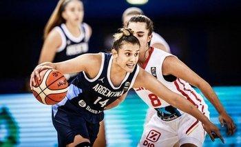 La historia de Florencia Chagas, la primera argentina elegida en el Draft de la WNBA | Wnba