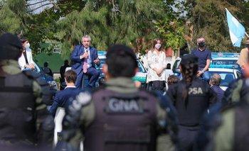 COVID: Alberto manda 1.000 gendarmes más para reforzar controles en AMBA | Coronavirus en argentina