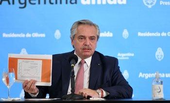 Alberto criticó los créditos UVA de Macri y presentó Casa Propia  | Créditos uva