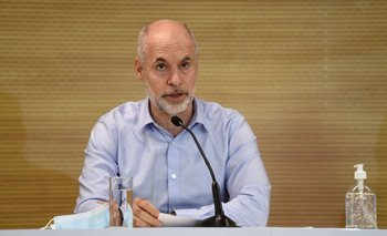 El Gobierno convocó a Larreta por los fondos para el traspaso de la Policía | Coparticipación