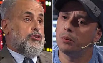 TV Nostra: El Dipy reveló por qué nunca ataca a Jorge Rial | Televisión