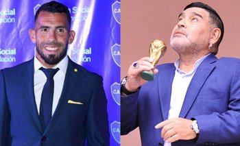 Tevez y Maradona: las dos caras del aporte solidario | Impuesto a las grandes fortunas