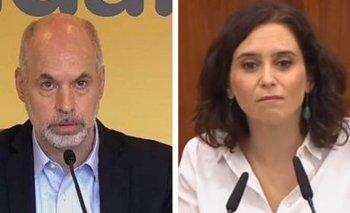 Rodríguez Larreta, sucursal del discurso anti-cuarentena de la derecha global   Política