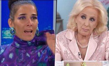 """Juana Viale y el desesperado pedido que le hizo a Mirtha Legrand: """"No te desmayes""""   Juana viale"""
