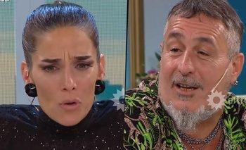 """Juana Viale le paró el carro al Mono de Kapanga en vivo: """"Callate""""   Televisión"""