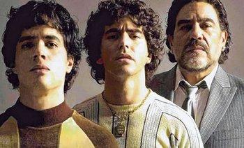 Salió el tráiler oficial de la serie de Amazon sobre Diego Maradona | Series