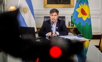 Gobernadores respaldan restricciones por COVID y cruzan a Larreta | Coronavirus en argentina
