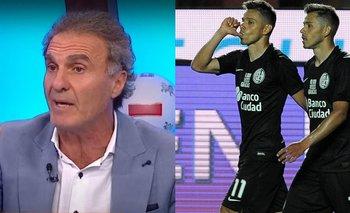 Ruggeri, cara a cara con los Romero junto a Tinelli tras sus fuertes críticas | San lorenzo
