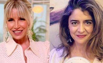 Flor Peña contradijo a Érica Rivas tras la polémica con Francella   Farándula