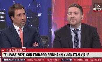 Joni Viale volvió a la TV y habló sobre las últimas horas de su padre | Jonatan viale