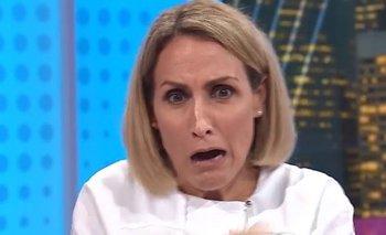 El susto de Florencia Arietto en el programa de Viviana Canosa | Televisión