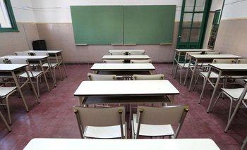 Clases en Ciudad: gremios docentes mantienen el paro | Segunda ola de coronavirus