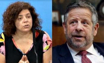 Nueva denuncia de Vizzotti contra Rubenstein por delito contra el Estado | Salud