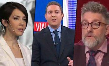 Jonatan Viale dejó en ridículo a Novaresio, Cristina Pérez y Canosa   Mauro viale