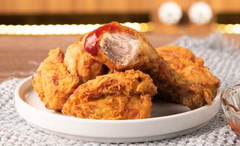 Cómo hacer pollo frito fácil y rápido | Recetas de cocina