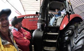 Venta de maquinaria agrícola y vial aumentó 126% en marzo frente a 2020 | Agro