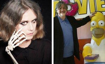 Insólita conexión entre Juana Molina y el creador de Los Simpsons | Música