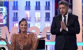 Sorpresa en Los Mammones: Silvina Escudero abandonó el programa en vivo | Televisión