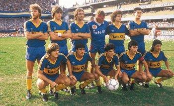 Murió Alfredo Graciani, histórico goleador de Boca   Fútbol argentino