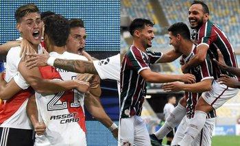 Fluminense - River: hora, TV, streaming y posibles formaciones | River plate