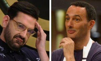 MasterChef Celebrity 2: Fernando Carlos imitó a Damián Betular   Masterchef celebrity
