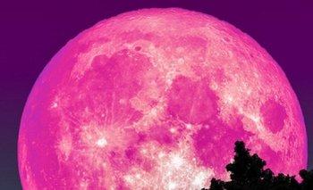 Superluna rosa 2021: cuándo y cómo verla en Argentina | Espacio exterior