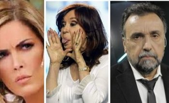 Sacada, Canosa citó a Cristina y Navarro en un bochornoso editorial   Televisión