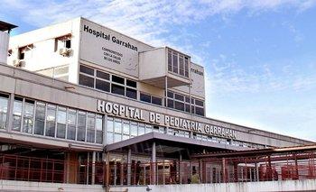 Alerta: el Garrahan ya tiene 100% de ocupación en las camas para COVID  | Segunda ola de coronavirus