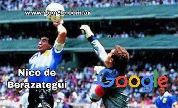 Estallaron los memes tras la compra del dominio de Google Argentina | Google