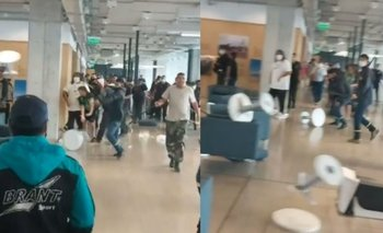 Reprimen en ministerio porteño: denuncian grupos de choque PRO   Ciudad