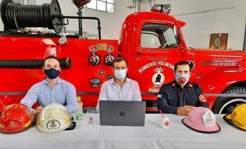Avanza un proyecto que busca fortalecer el sistema de bomberos voluntarios | Congreso