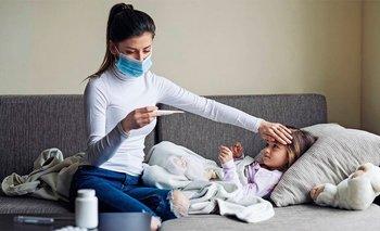COVID en niños: cuáles son los síntomas y qué hacer si están enfermos   Coronavirus en argentina