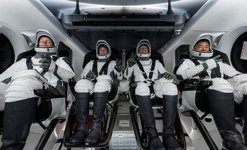 SpaceX y NASA lanzaron una nueva misión tripulada a la Estación Espacial Internacional | Space x