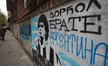 Los murales de Diego Maradona y las paredes del mundo que no olvidan   Diego armando maradona
