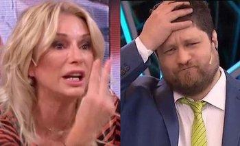 "Yanina Latorre expuso a Wiñazki y lo destrozó: ""Atrevido"" | Yanina latorre"
