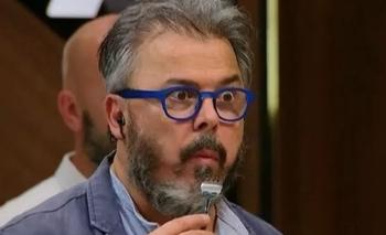 Donato de Santis reveló cuál fue el peor plato que probó en MasterChef | Televisión