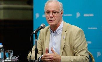 Daniel Gollan está aislado por ser contacto estrecho de COVID | Coronavirus en argentina
