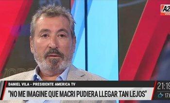 Vila reveló más detalles de la extorsión de Macri  | Mauricio macri