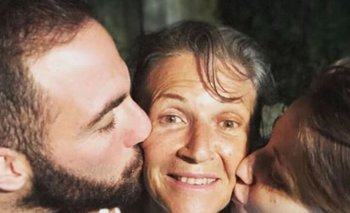 El día más triste para Gonzalo Higuaín: murió su mamá por cáncer | Fútbol