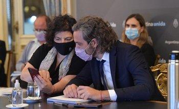 Los especialistas recomendaron mantener las restricciones y más controles | Coronavirus en argentina