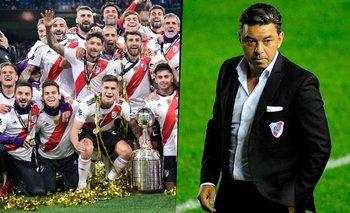 Dolido con Gallardo, un ídolo de River será transferido a GELP | Fútbol argentino