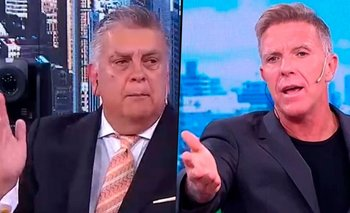 El enojo de Fantino con Ventura tras la falsa muerte de Cacho Fontana | Televisión