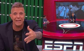 Alejandro Fantino reveló el mal momento que vivió en ESPN | Televisión