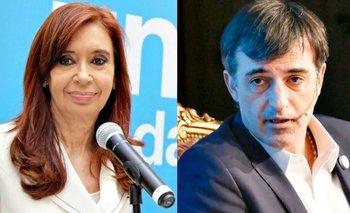 El mensaje de Cristina a Esteban Bullrich tras confirmar que tiene ELA | Cristina kirchner