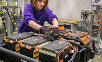 Avanza la fabricación nacional de baterías de litio | Industria